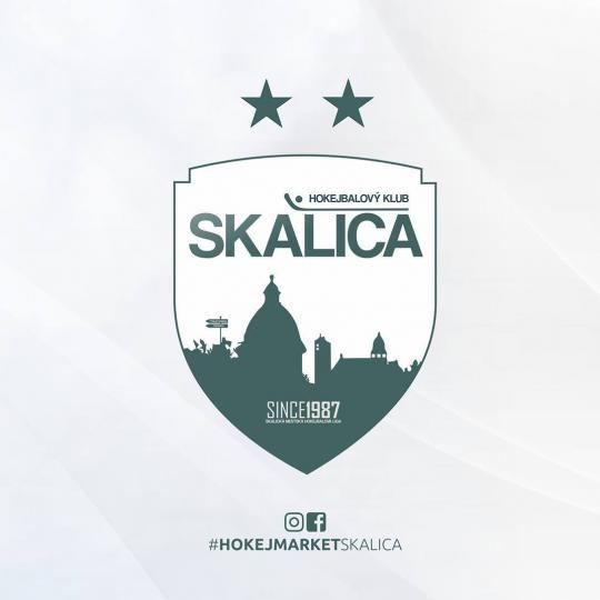HBK Hokejmarket Skalica - MŠK HMHK Bauska Vranov n/Topľou 1